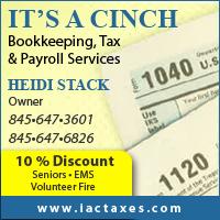 It's A Cinch Bookkeeping and Tax Service