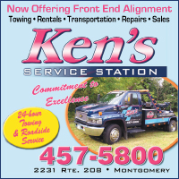 Ken's Service Station, Inc.