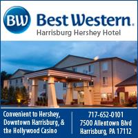 Best Western Harrisburg-Hershey Hotel