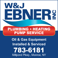 W & J Ebner, Inc.  Plumbing & Heating