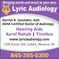 Hearing Aids-Audiologists at Lyric Audiology in Monroe, NY