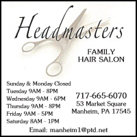 Headmasters Family Hair Salon of Manheim