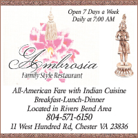 Ambrosia Indian Cuisine Restaurant