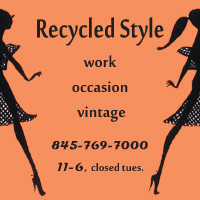Consignment Shop-Second Hand Boutique in Montgomery, NY-Recycled Style