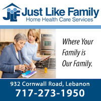 Just Like Family Home Health Care Services