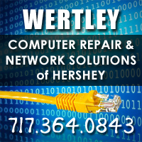 Wertley Computer Repair and Computer Networking Solutions of Hershey