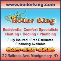 Boiler King, Inc.