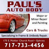 Paul's Auto Body