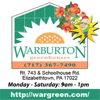 Warburton Nursery and Greenhouses of Hershey