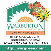 Warburton Nursery and Greenhouses of Hershey