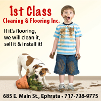 1st Class Cleaning and Flooring, Inc