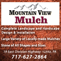 Landcaping & Mulch Lancaster, PA Area-Mountain View Mulch