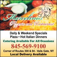 Marcelino's Pizzeria & Restaurant