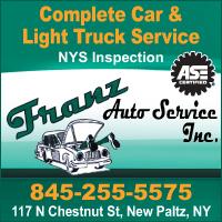 Franz Auto Service, Inc.