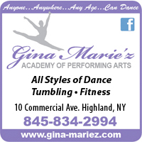 Dance Studio Highland, NY-Gina Marie'z Academy of Performing Arts, LLC