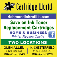 Cartridge World Richmond