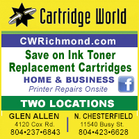 Ink-Toner Cartridges in North Chesterfield, VA-Cartridge World Richmond