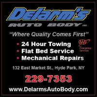 Delarm's Auto Body