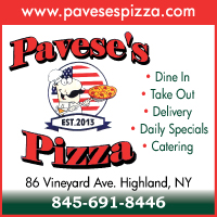 Pavese's Pizza