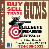 Bullseye Firearms Gun Vault