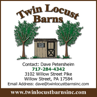 Twin Locust Barns Inc