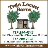 Twin Locust Barns Inc