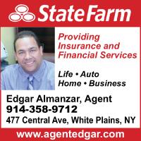 State Farm Insurance - Edgar Almanzar of White Plains