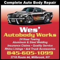 Wes' Autobody Works