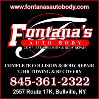 Fontana's Auto Body