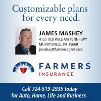 J Mashey Agency, Farmers Insurance