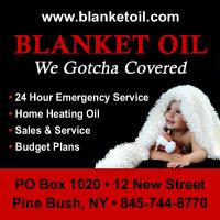 Blanket Oil