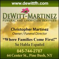 DeWitt-Martinez Funeral Home