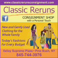 Classic Reruns Consignment Shop