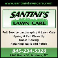 Santini's Lawn Care