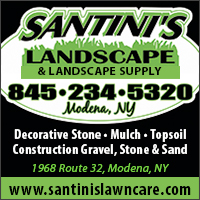 Landsaping-Lawn Care in Hudson Valley, NY Area-Santini's Lawn Care