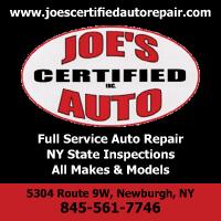 Joe's Certified Auto Service