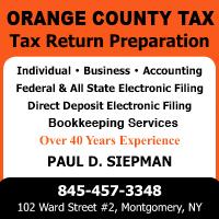 Orange County Tax