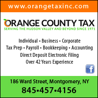 Orange County Tax