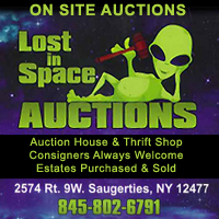 Lost in Space Auctions
