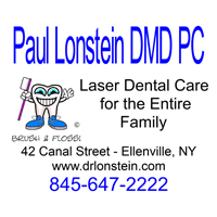 Dentist in Ellenville, NY-Paul Lonstein, DMD, PC