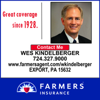 Farmers Insurance Agent, Wes Kindelberger