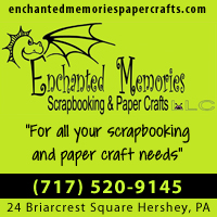 Enchanted Memories Scrapbooking