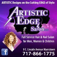 Artistic Edge Salon LLC