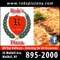 Rob's Pizza