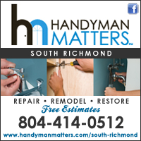 HandyMan Matters South Richmond