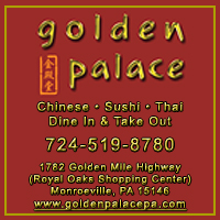 Golden Palace Chinese-Sushi-Thai Restaurant