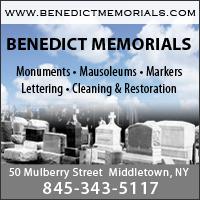 Benedict Memorials