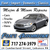 Fox's Automotive