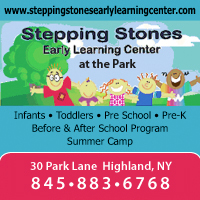 Stepping Stones at the Park
