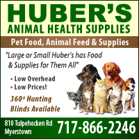 Huber's Animal Health Supplies